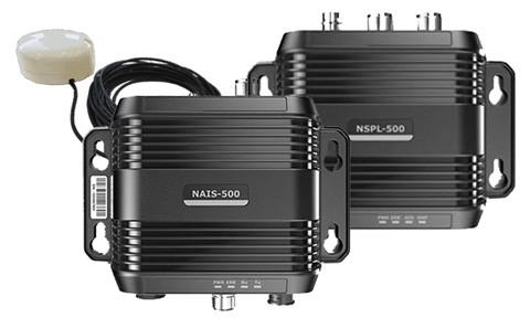 NAIS-500 + NSPL-500 + GPS-500 + N2K