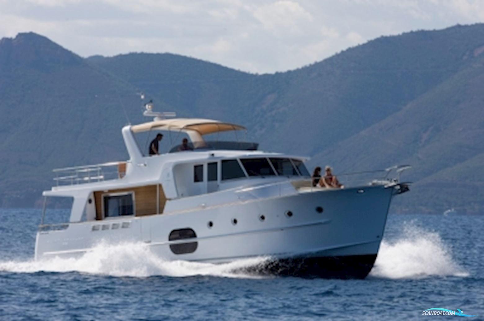 Beneteau 52 Swift Trawler