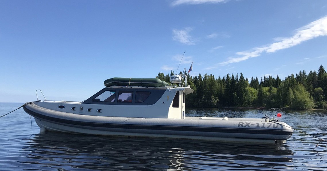 Катер Leader-boats RIB-RX 1170