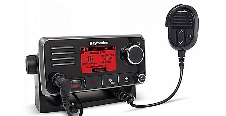 Как работает красная кнопка экстренного вызова на моей УКВ радиостанции?