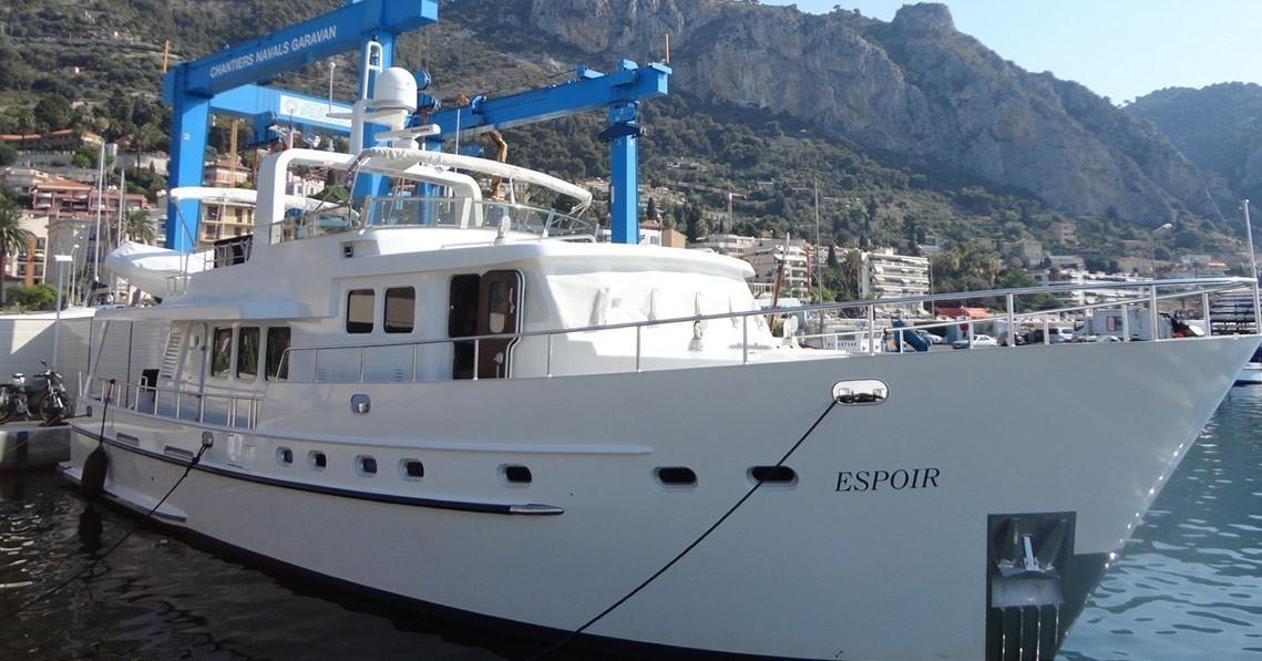 Яхта Altena 61