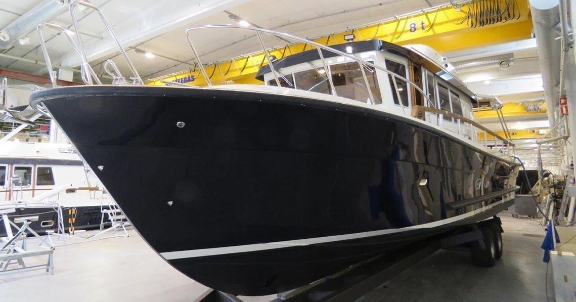 Яхта Targa 44: ПРОДАНО