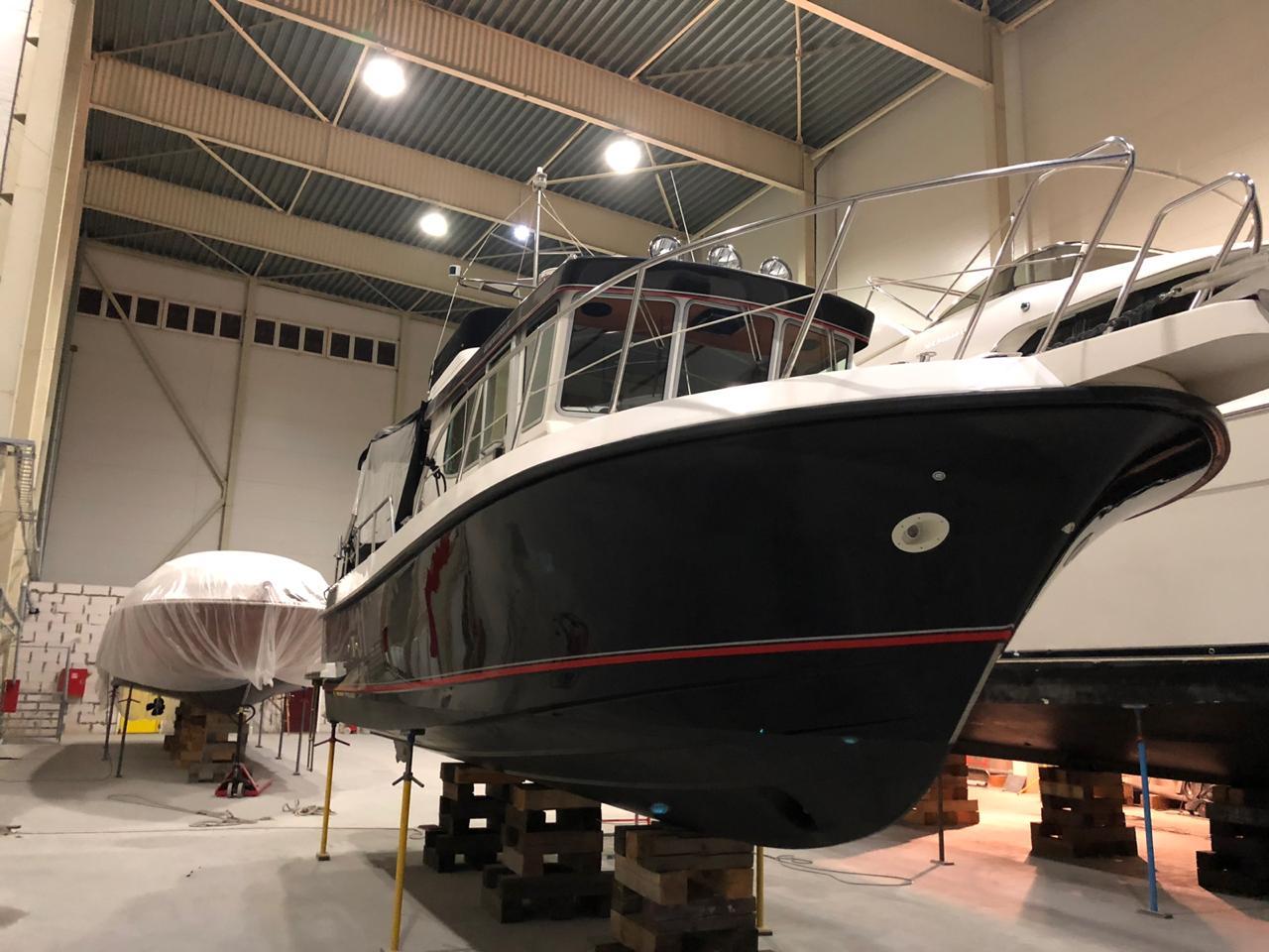 Морской катер Nord Star 31