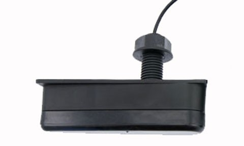 CPT-110 Plastic Through Hull Chirp Transducer, Depth & Temp, Direct connect to CP100 & a68/a78 (10m cable)