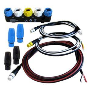 VHF NMEA0183 TO STNG Converter Kit (1xR52131, 2xA06031, 2xA06032, 1xA80265, 1xA06049, 1xA06039)