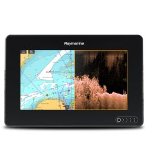 AXIOM 7 DV, Multi-function 7″ Display with integrated 600W Sonar and DownVision