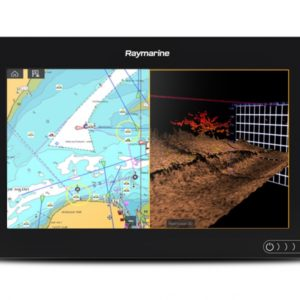 AXIOM 9 RV, Multi-function 9″ Display with  RealVision 3D, 600W Sonar, no transducer