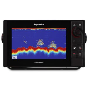 AXIOM 9 Pro-S, HybridTouch 9″ Multi-function Display with High CHIRP Conical Sonar for CPT-S