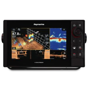 AXIOM 9 Pro-RVX, HybridTouch 9″ Multi Display with 1kW Sonar, DV, SV and RealVision 3D