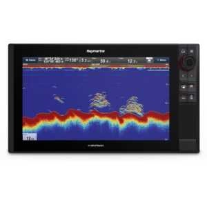 AXIOM 16 Pro-S, HybridTouch 16″ Multi-function Display with High CHIRP Conical Sonar for CPT-S