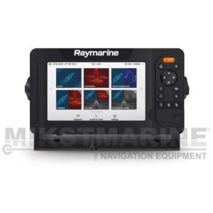 Element 7 — 7″ Chart Plotter with CHIRP Sonar, HyperVision, Wi-Fi & GPS, No Chart & No Transducer