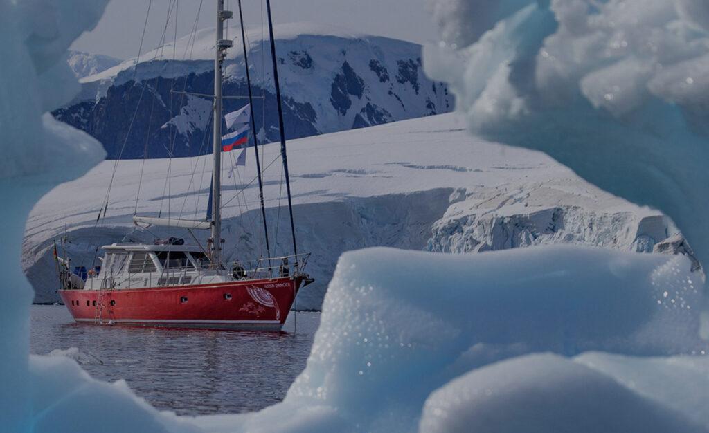 Онлайн-мероприятие «200 ЛЕТ СПУСТЯ — Под парусами к Антарктиде»