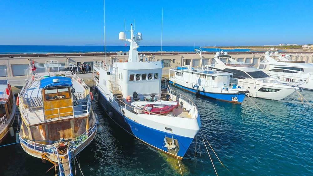 Морская яхта  ISTRA 2