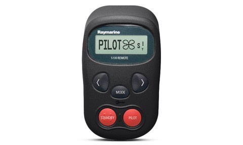 S100 Wireless Autopilot Remote Complete with Base Station