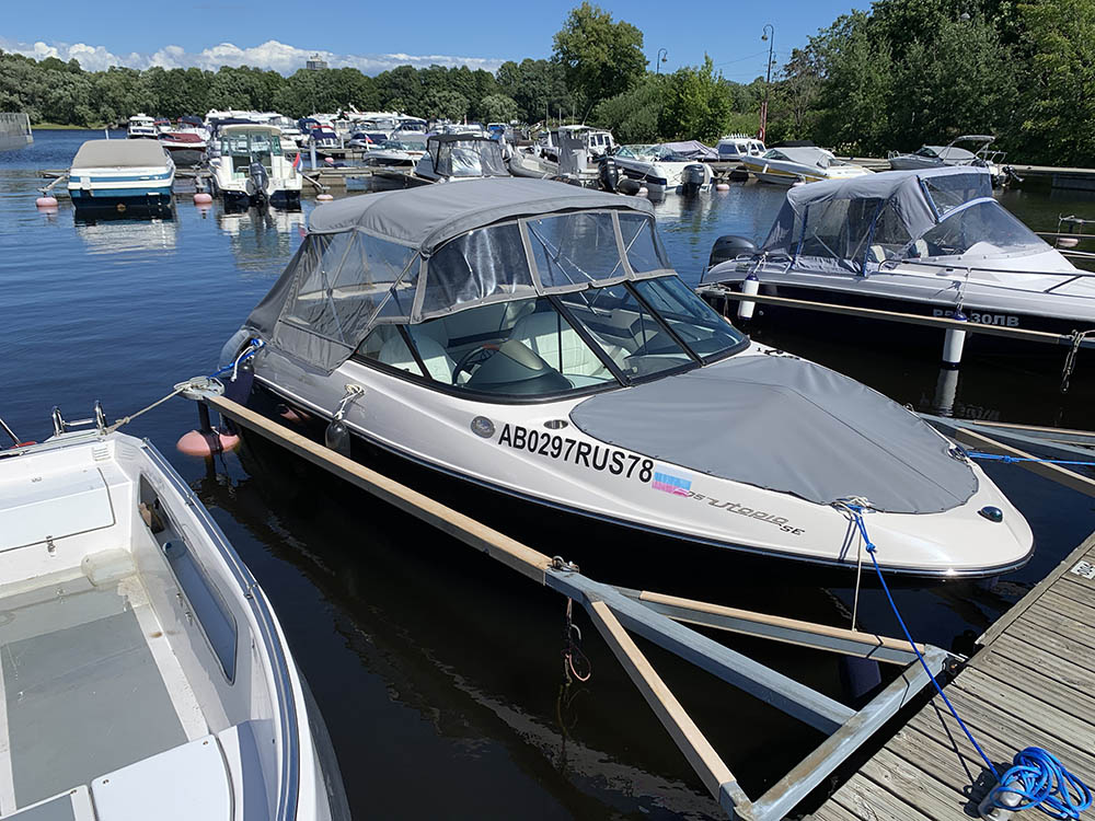 Моторный катер Sea Doo 205 Utopia