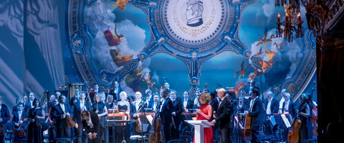 Национальная оперная премия «Онегин»