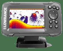 HOOK2-4X GPS BULLET SKIMMER CE ROW