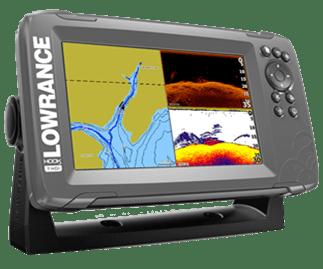 HOOK2-7X GPS TRIPLESHOT