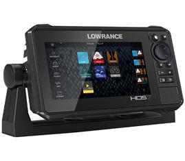 HDS- 7 LIVE no Transducer (ROW)