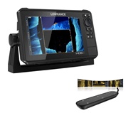 HDS-9 LIVE with Active Imaging 3-in-1 Transducer