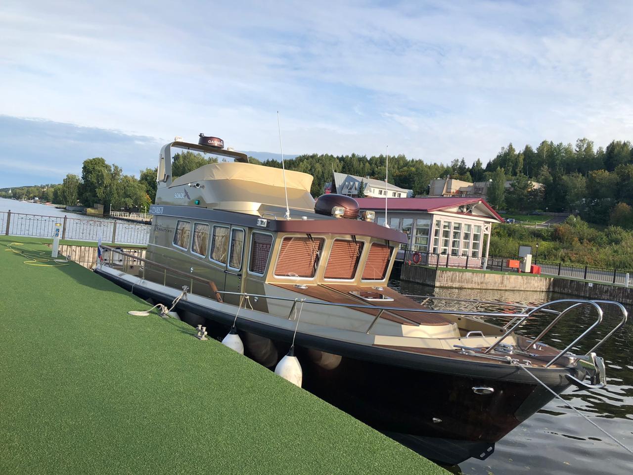 Морской катер NorthSilver 1440
