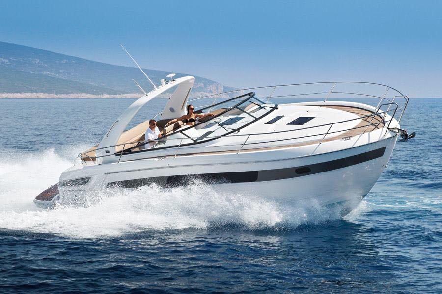 Яхта Bavaria Sport 39