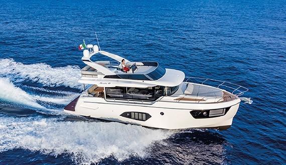 Яхта Absolute Navetta 48