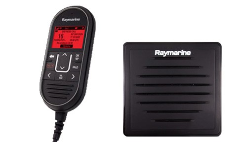 Ray 90/91 Wired 2nd Station including Raymic Handset, Y-cable, Passive Speaker & 10m cable